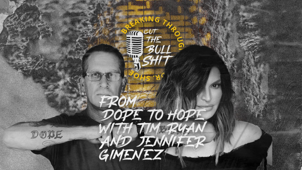 From Dope to Hope with Jennifer Gimenez and Tim Ryan